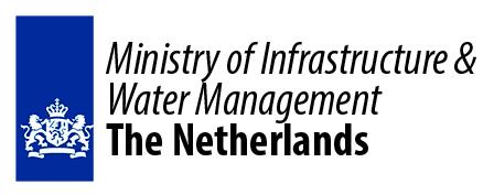 Netherlands Ministry of Infrastructure logo